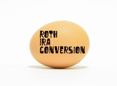 You Don't Make Too Much for a Roth IRA Conversion