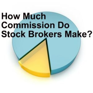 How Much Commission Do Stock Brokers Make