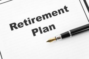 get money out of your old retirement plan