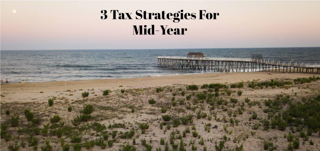 3 tax strategies