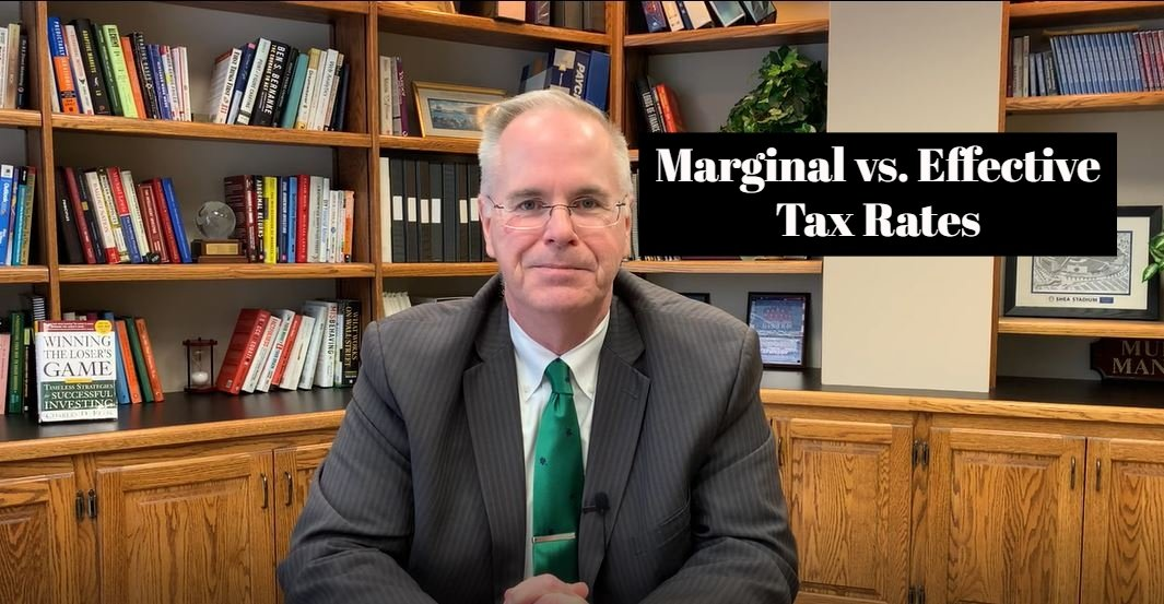 Marginal vs Effective Tax Rates