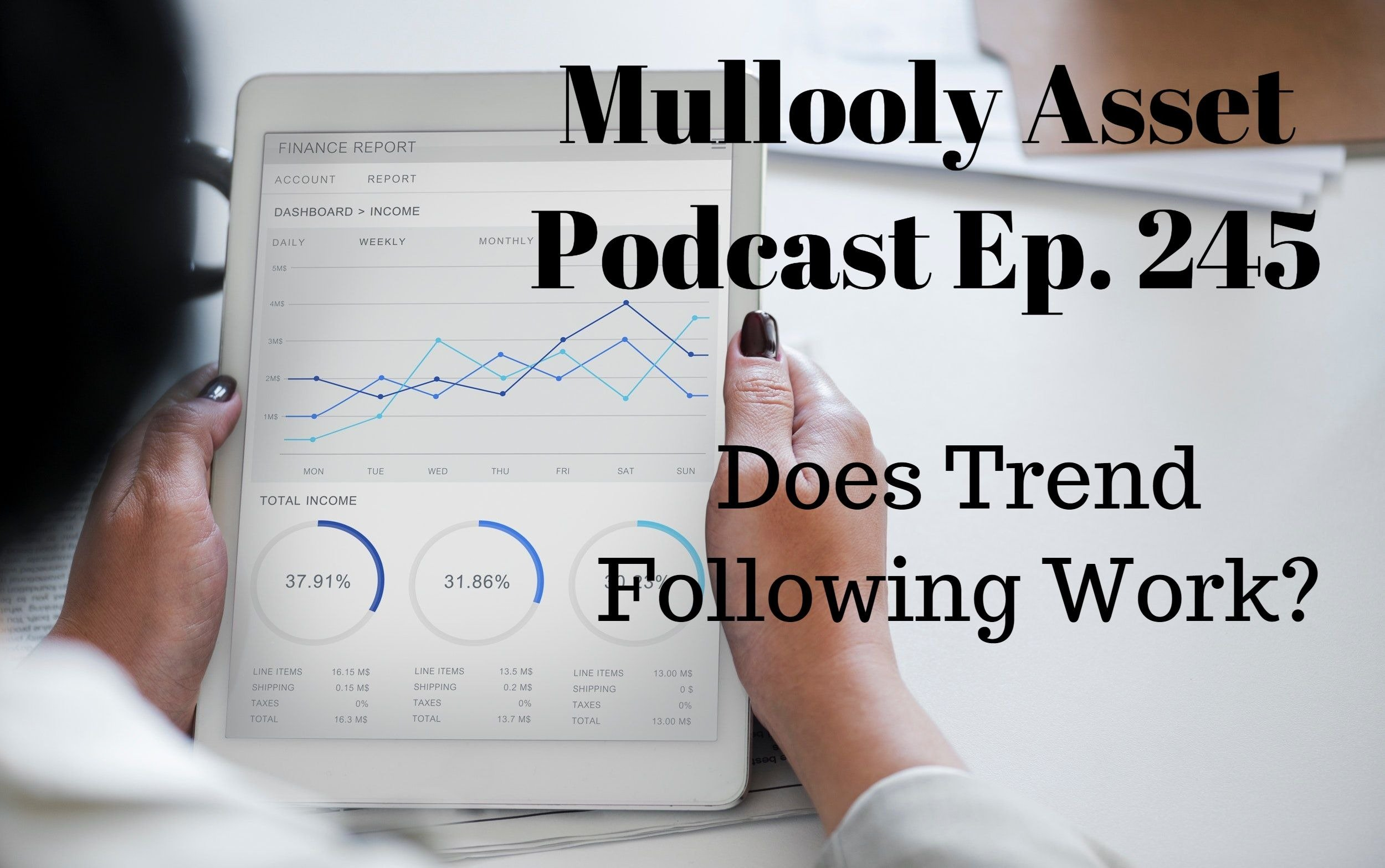 Ep. 245: Does Trend Following Work?