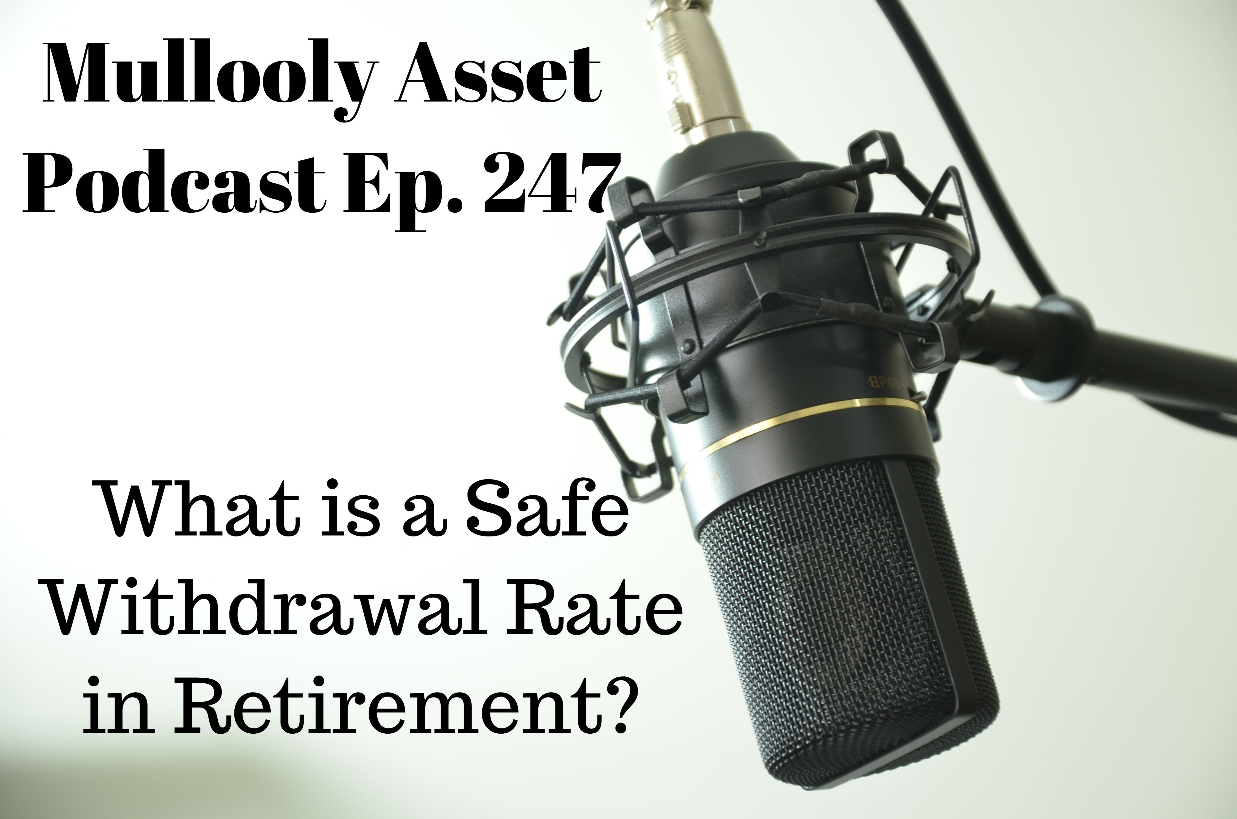 What is a Safe Withdrawal Rate in Retirement?