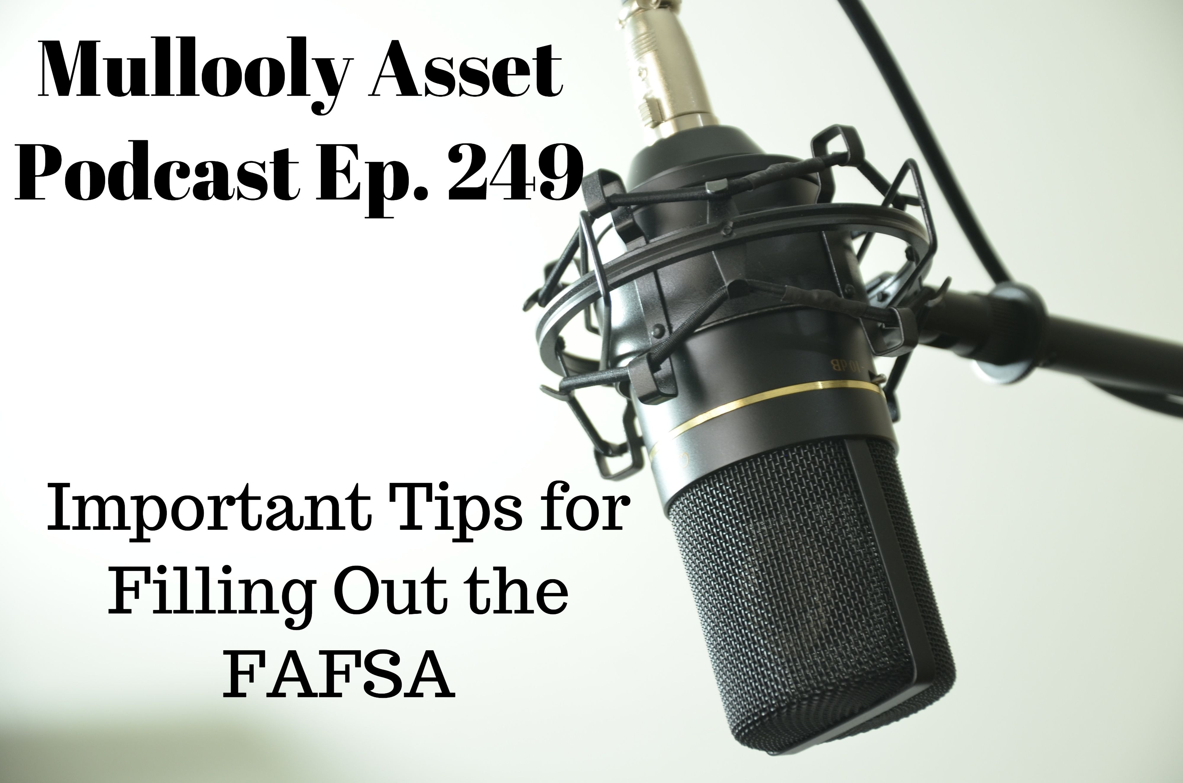 Important Tips for Filling Out the FAFSA
