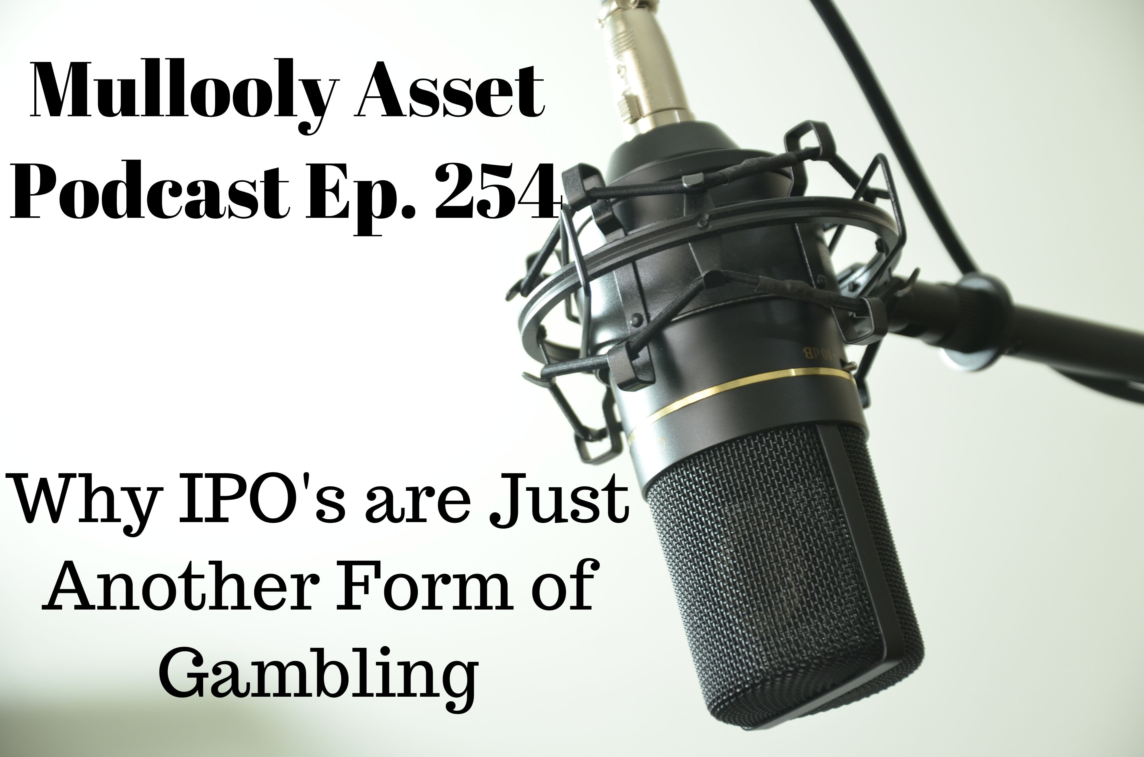 Why IPO's are Just Another Form of Gambling