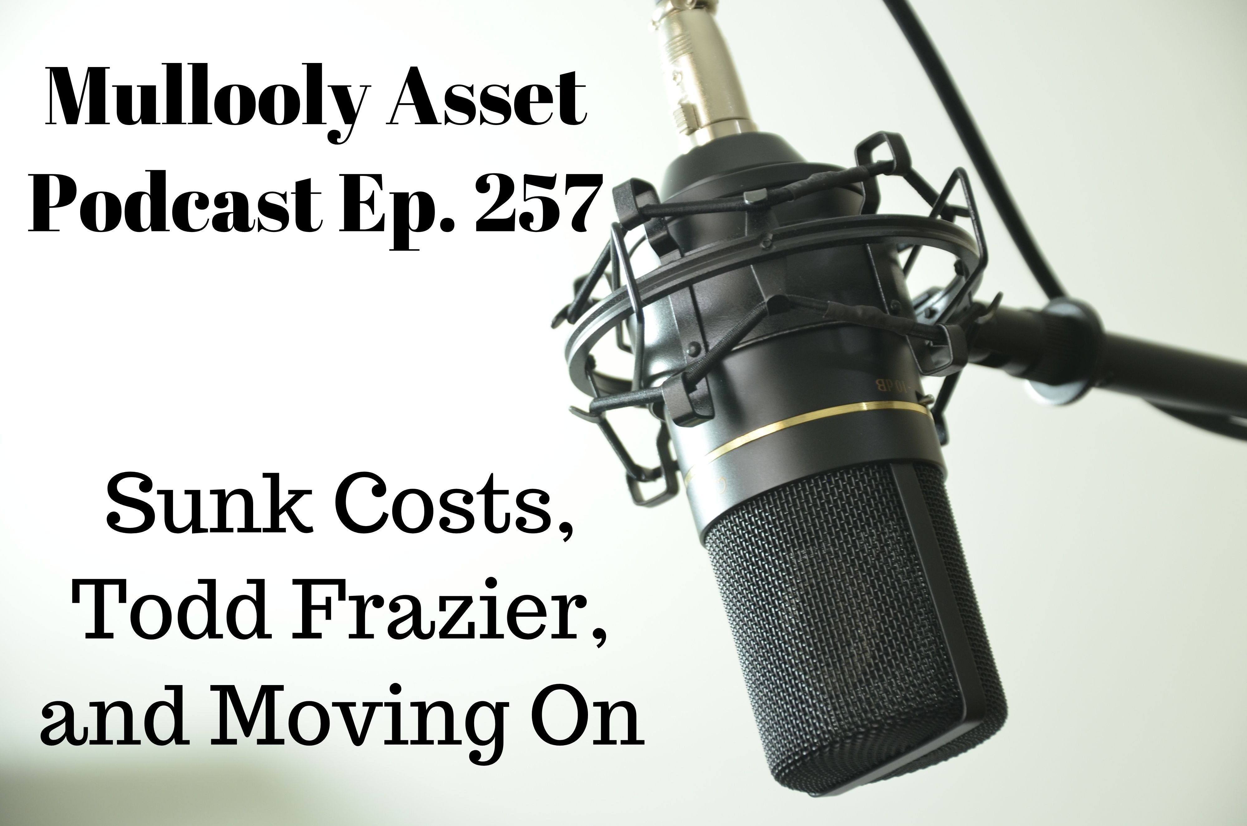 Sunk Costs, Todd Frazier, and Moving On