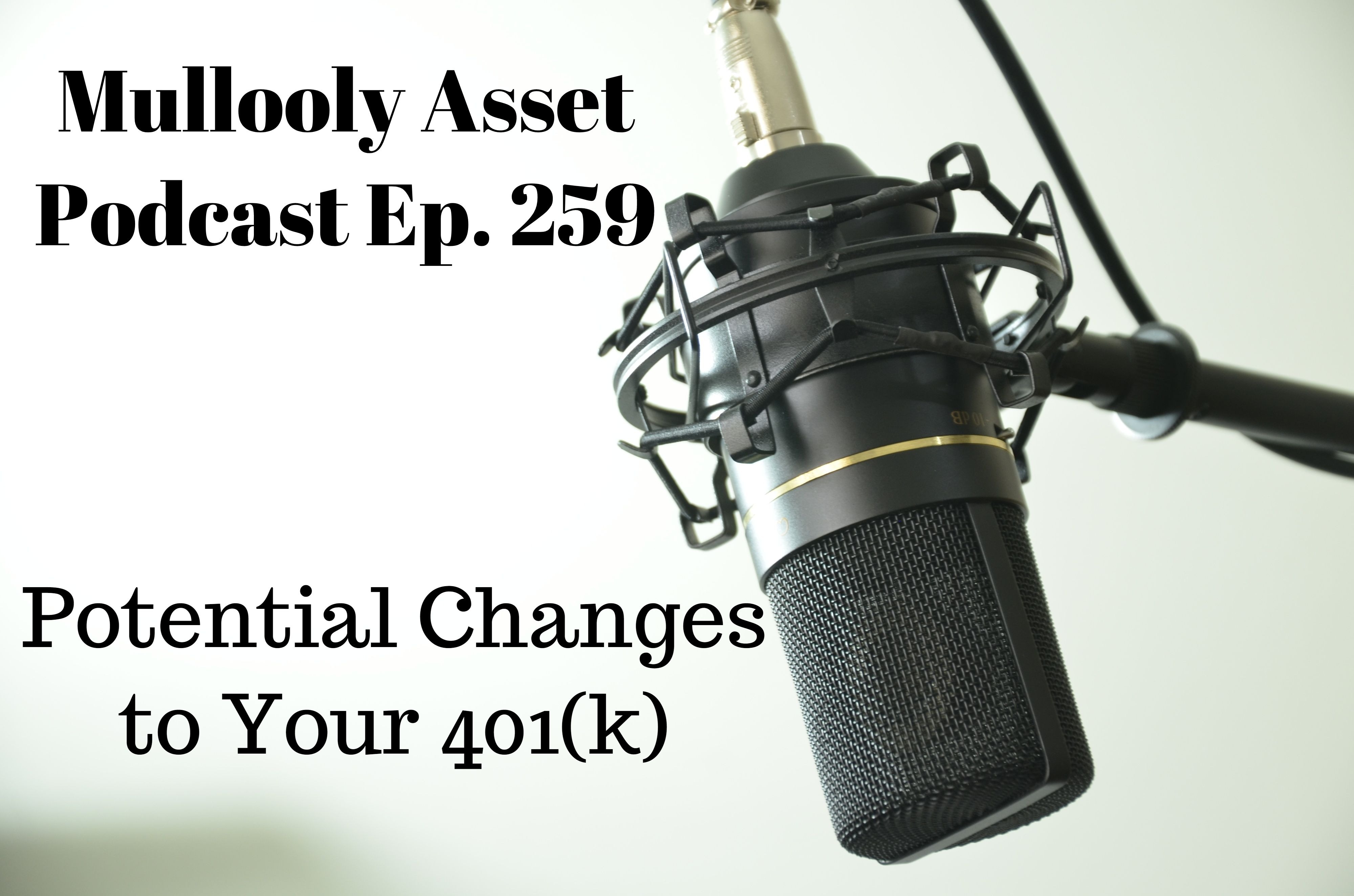 Potential Changes to Your 401(k)