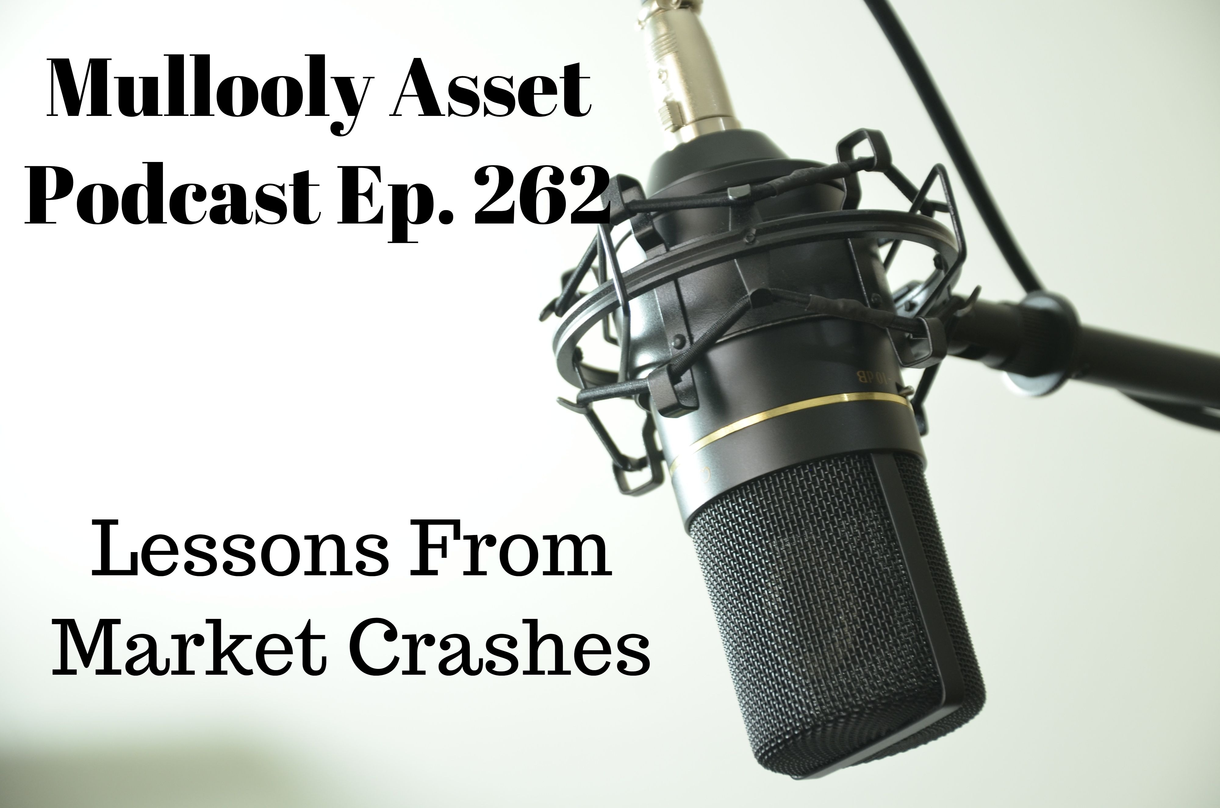 Lessons From Market Crashes