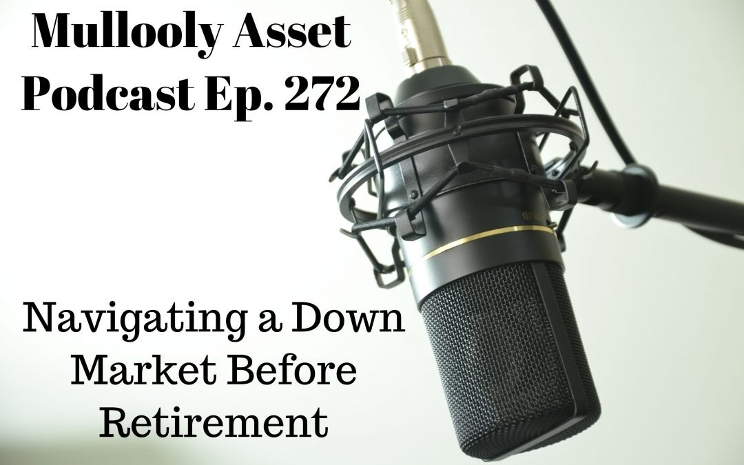Navigating a Down Market Before Retirement