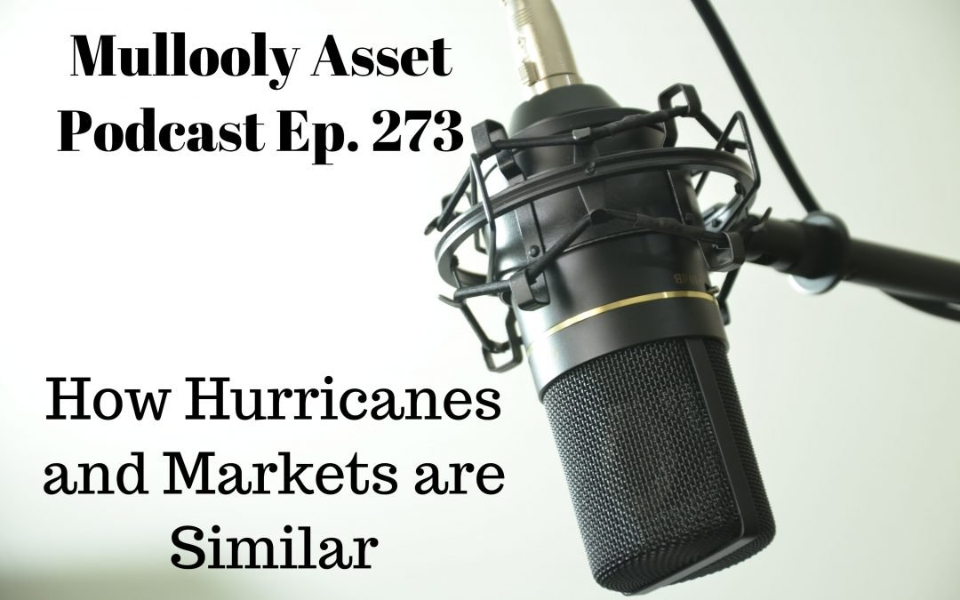How Hurricanes and Markets are Similar