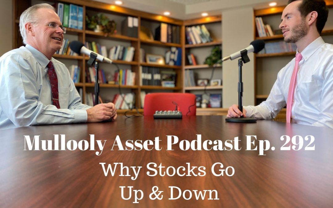 Why Stocks Go Up & Down