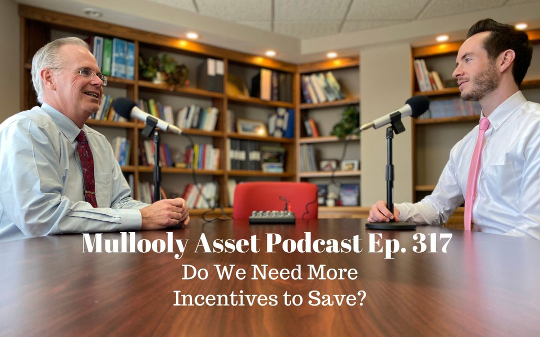 Do We Need More Incentives to Save?