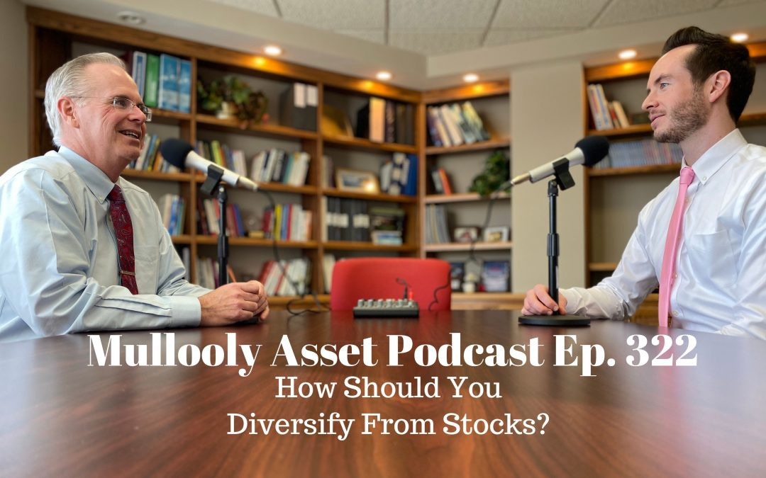 How Should You Diversify From Stocks?