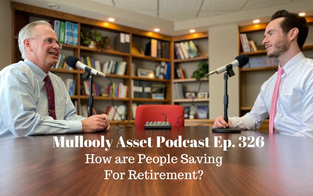 How are People Saving For Retirement?