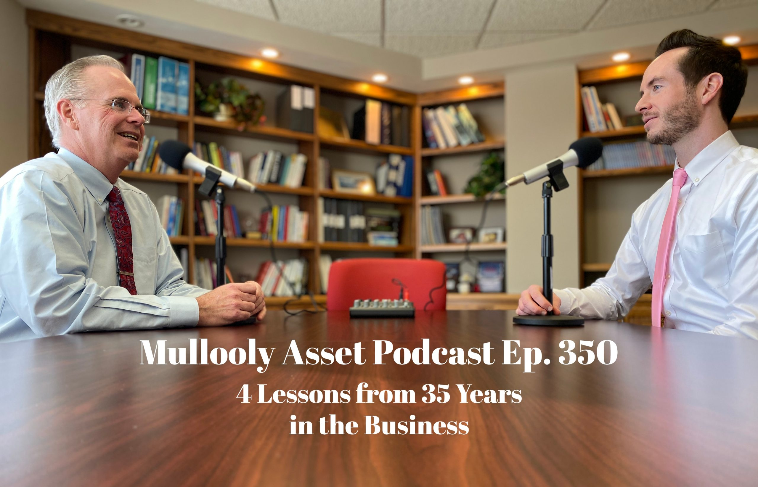 4 Lessons 35 Years in the Business