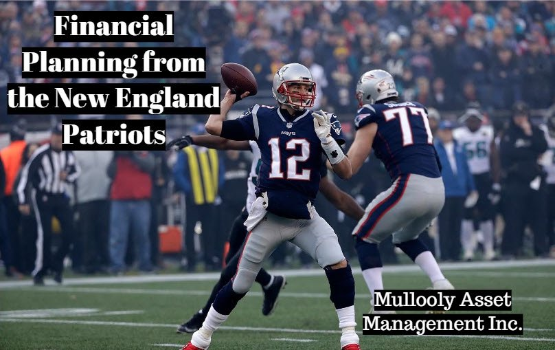 Financial Planning from the New England Patriots