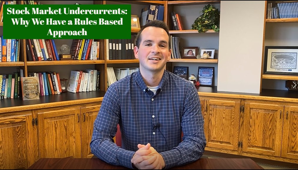 Stock Market Undercurrents: Rules Based Investing